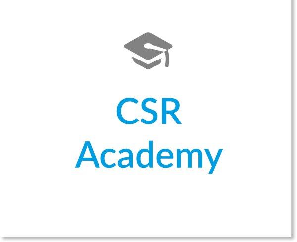 Zugang CSR-Academy