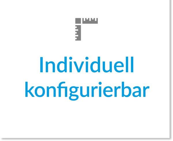 Individuell konfigurierbar